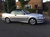 Saab convertible spares or repair