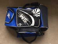 SM Pintu Cricket Duffle Bag with wheels