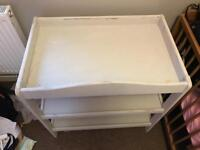 Shabby Chic Changing Unit
