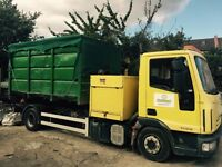 Wait and Load from £190 - 10t Truck with 18 yards contener rubbish removal waste clearance disposal