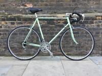 Vintage Men's & Ladies PEUGEOT & RALEIGH Racing Road Bikes - Restored Retro - REYNOLDS Frames