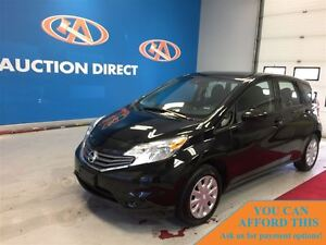 2016 Nissan Versa Note 1.6 SV, BLUETOOTH, SAT RADIO, FINANCE NOW