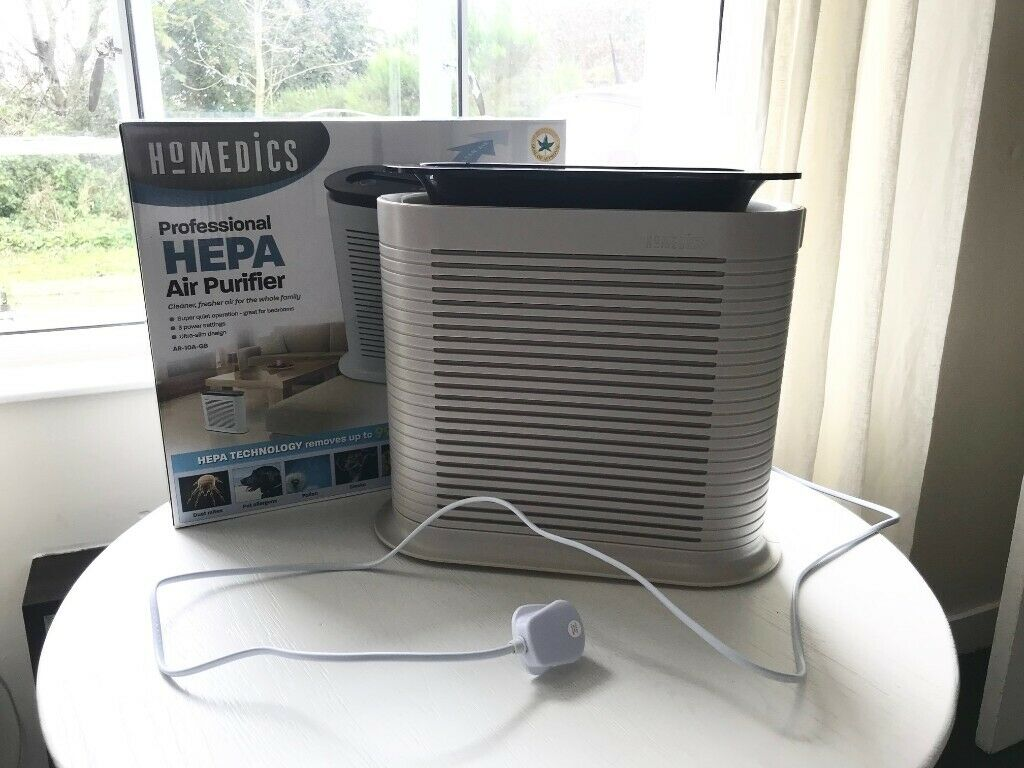 HEPA Air Purifier with Box   in St Andrews, Fife   Gumtree