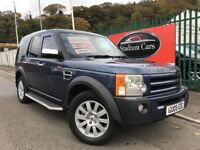 2005 (05 reg) Land Rover Discovery 3 2.7 TD V6 SE 5dr Automatic Turbo Diesel SUV