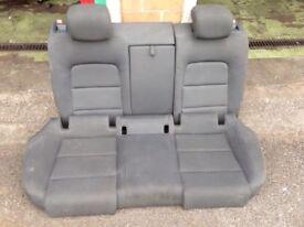 Audi A5 seat