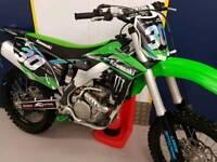 Kawasaki kxf250 2016