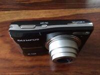 Digital Camera, Olympus, Plus Extra Memory Card, Plus Case.
