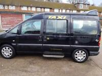 Euro Cab Black 1 YEAR MOT