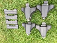 Thule 754 / 750 Footpack for roofbars