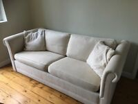 Compact 3 seat sofabed
