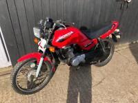 2001 Honda cg125 spares or repairs