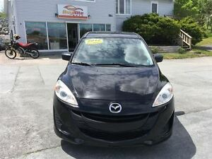 2012 Mazda MAZDA5 economical minivan with A/C