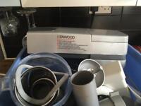 Kenwood Chef Classic KM400/410