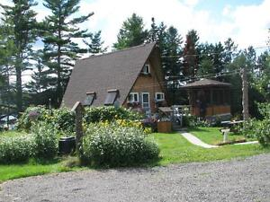 Waterfront Home Richibucto River