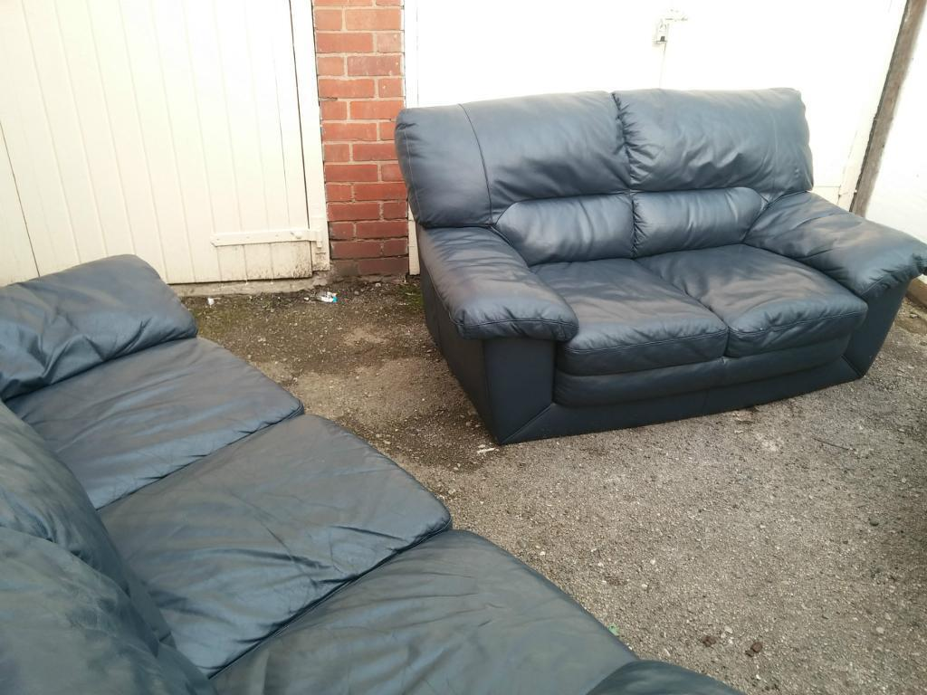 Alfa img showing gt dark blue sofa for sale