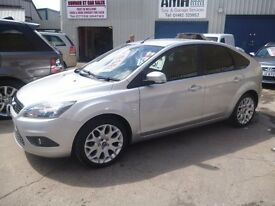 Ford FOCUS Zetec TDCI 109,5 door hatchback,FSH,stunning looking car,runs and drives as new,great mpg