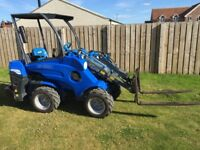 MultiOne Compact loader similar to avant/kanga/Vermeer
