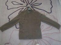 Men's Soviet Chernesk Jacket Green XL