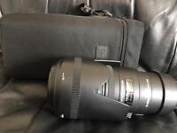 Nikon fit sigma 70 200 2.8 ex APO dg os