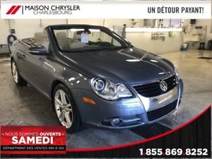 2009 Volkswagen Eos 2.0T SILVER-RED EDITION**EXTREMEMENT PROPRE*