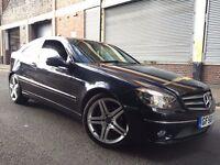 Mercedes-Benz Clc Class 2009 2.1 CLC200 CDI Sport 2 door HUGE SPEC, 6 MONTHS WARRANTY, BARGAIN