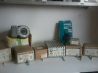 Assorted size lot boxes of screws £25