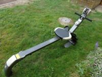 V-FIT ROWING MACHINE hardly used, excellent condition, selling due to a house move