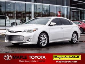 2013 Toyota Avalon LIMITED 1 OWNER EXCELLENT CONDITION