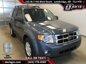 Used 2012 Ford Escape 4WD 4dr XLT-LEATHER INTERIOR,SUNROOF
