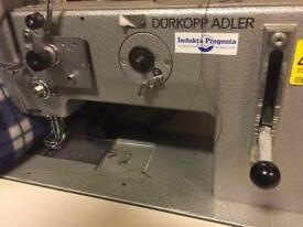 Different sewing machines durkopp Adler, singer, union special