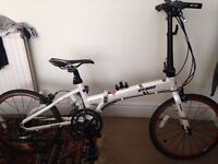 Oyama Crosstown Sports Folding Bike. Used, but in very good condition