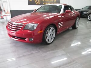 2005 Chrysler Crossfire Limited - BAS KM -