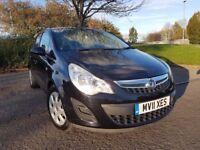 2011 Vauxhall Corsa 1.2 Exclusiv 5Door