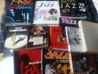 Collection of Jazz Books