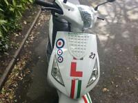 Sinnis moped 50 cc