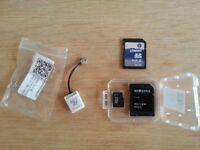 SD Memory Card 4GB & More.....