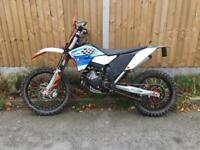 Road legal 2009 59 registered Ktm xc150 xc 150 Full mot not sx exc or 125 enduro Mx crosser 144