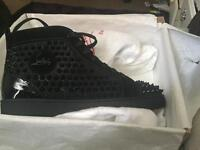 Brand new Christian Louboutins black size 8