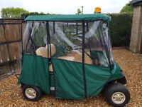 E-Z-GO Golf Buggy Road Registered