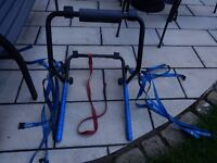 BIKE Rack Cycle Carrier Car Rear from Decathlon collect from South Manchester