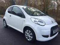 CITROEN C1 VTR 1.0 + LOW MILEAGE FULL MOT SERVICE HISTORY £20 YEAR TAX IMMACULATE