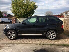 BMW X5 3.0l Diesel semi-auto