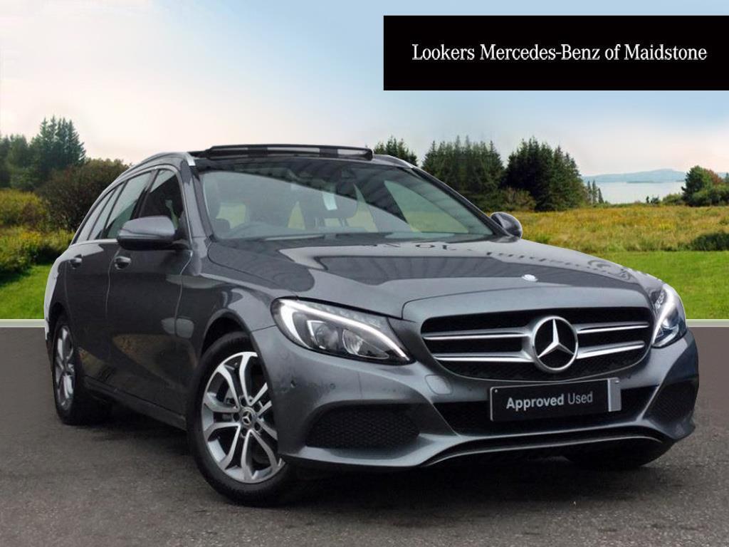 Mercedes Benz C Class 220 D Sport Premium Plus Grey 2017 03 15 Fuse Box