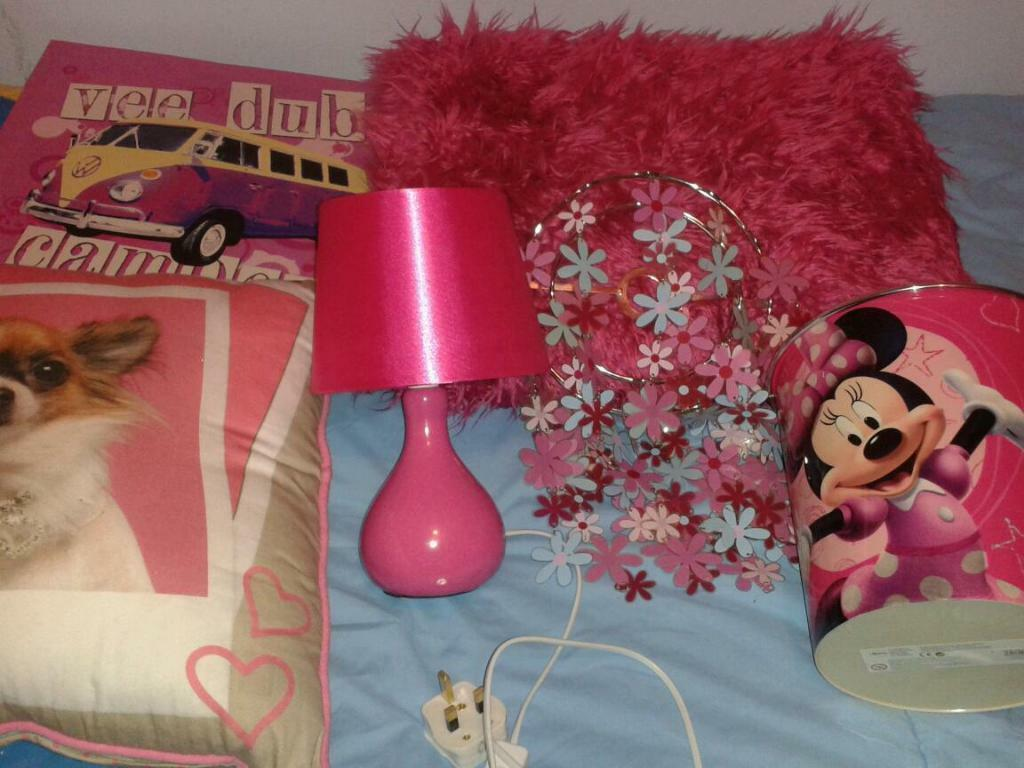 Pink Rug And Picture Buy Sale And Trade Ads Great Prices