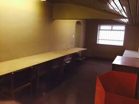 OFFICE ROOMS TUITION CLASSROOM STORAGE FOR RENT LET