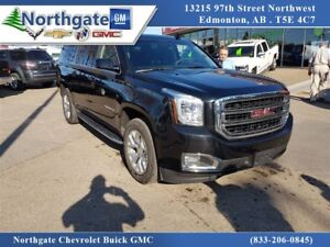 2017 GMC Yukon XL SLT Dual DVD Sunroof Low Km Finance Available