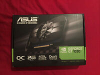 Asus Nvidia GT1030 **Almost New**