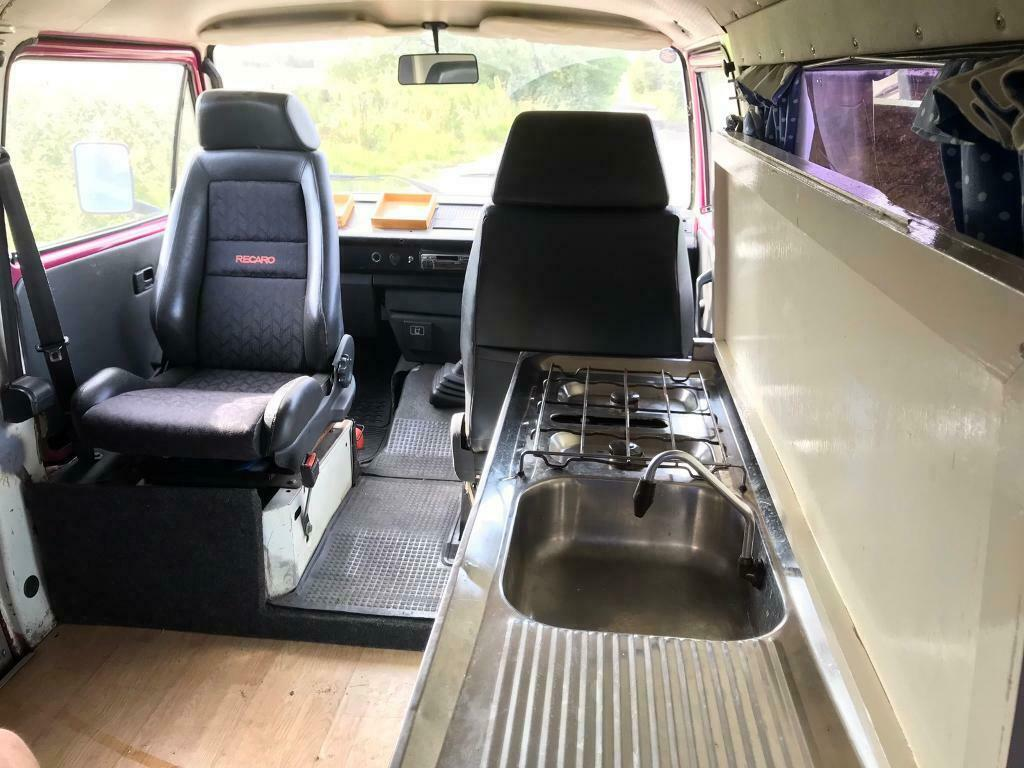 VW Type 25 camper van T3 Vanagon campervan 1 9 Tdi | in