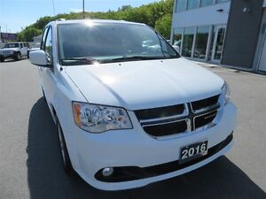2016 Dodge Grand Caravan Crew *Heated Seats+Wheel *Bluetooth