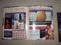 Stargate SG-1 DVD and magazine set